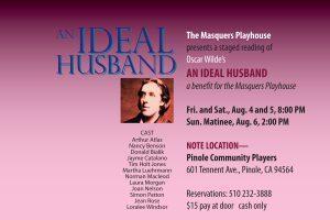 An Ideal Husband p'card