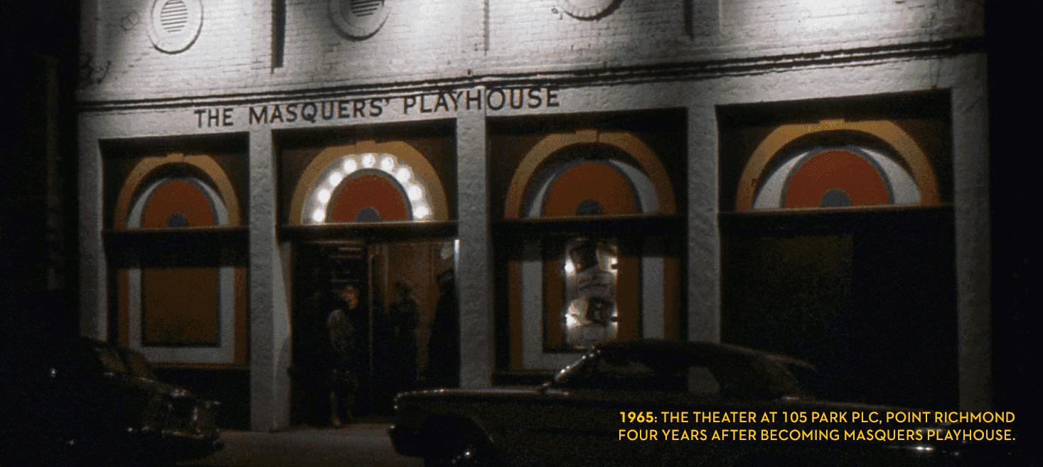 Masquers Playhouse, 1965