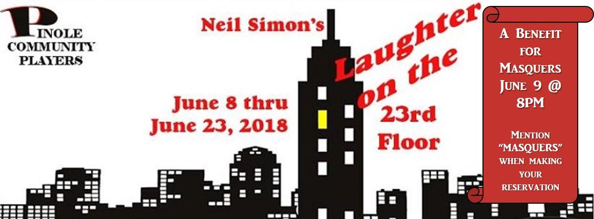 Support Pinole Community Players as They Support Masquers Playhouse!