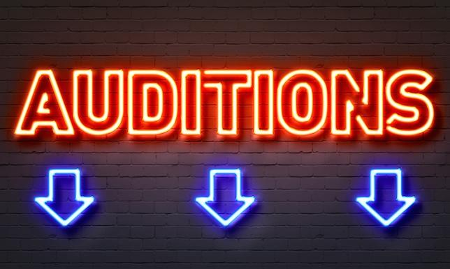 Audition Announcement