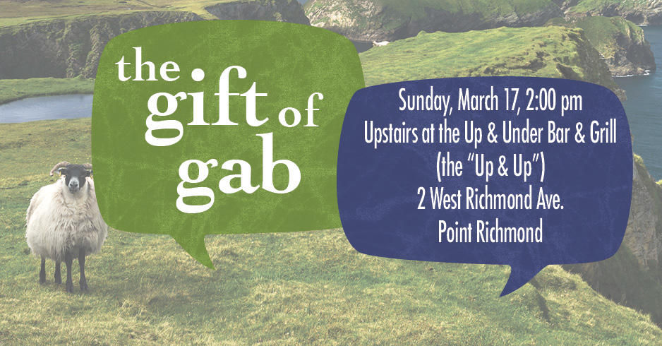 The Gift of Gab – Celebrate St. Patrick's Day with Masquers!