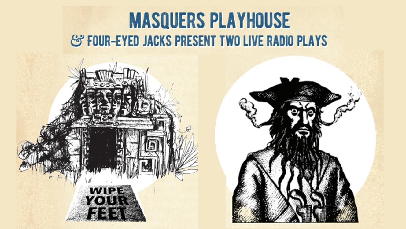 Two Live Radio Plays