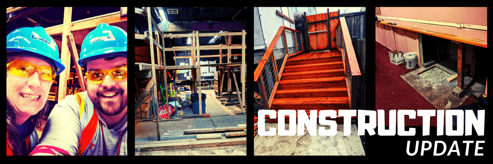 Read the latest Construction Update!