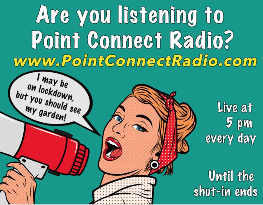 Point Connect Radio poster