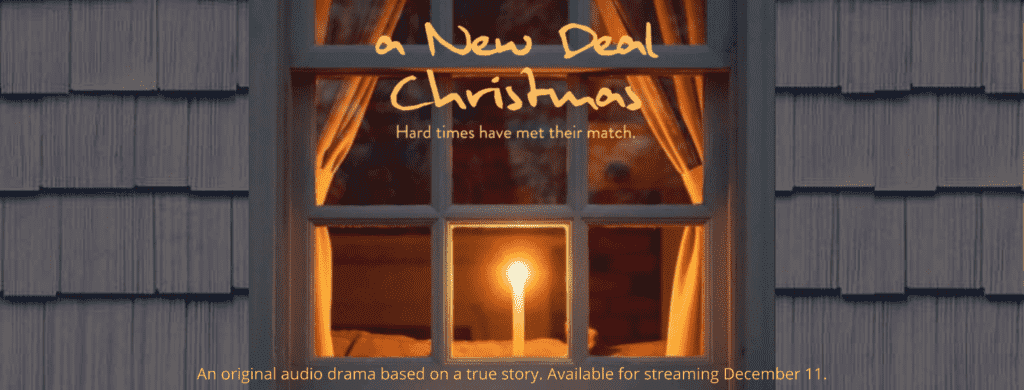 A New Deal Christmas