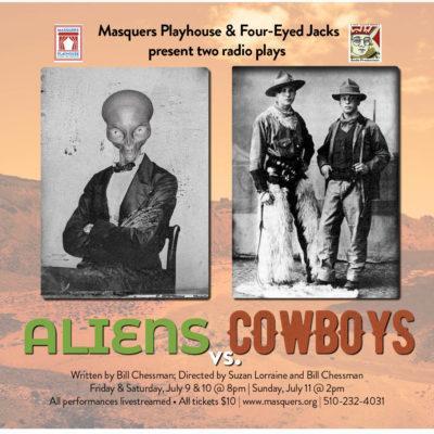 Aliens vs. Cowboys Radio Plays